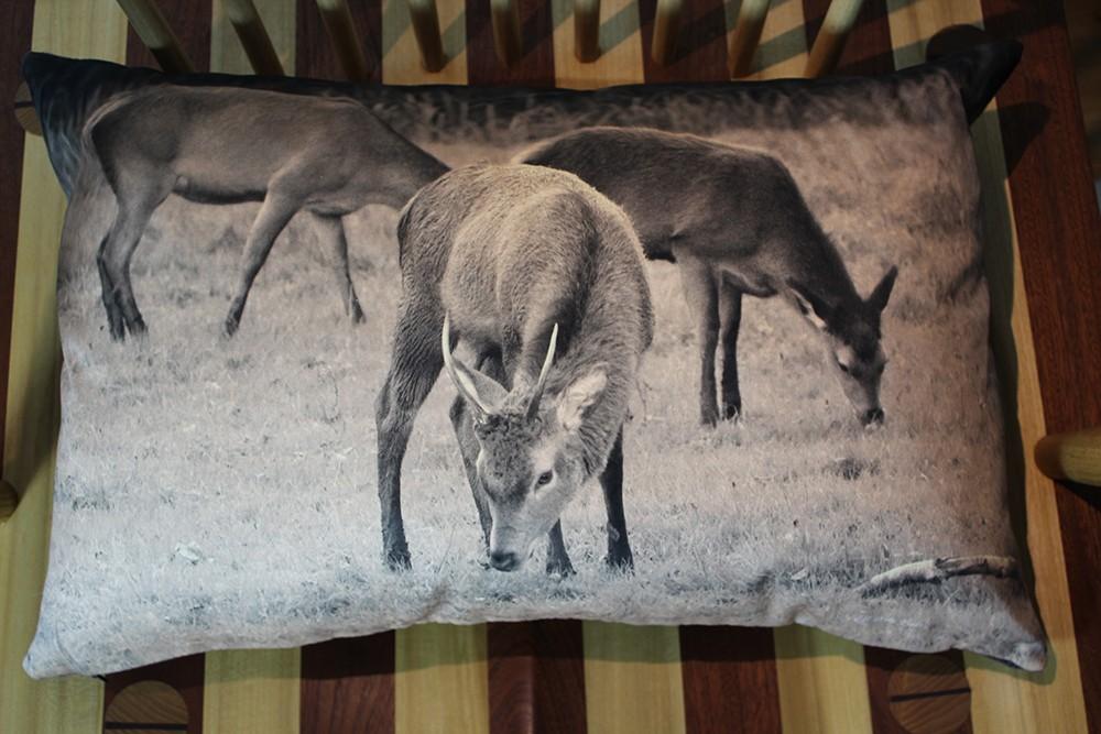 Landscaping Ties Red Deer : House of kerry handmade landscape cushion red deer arney
