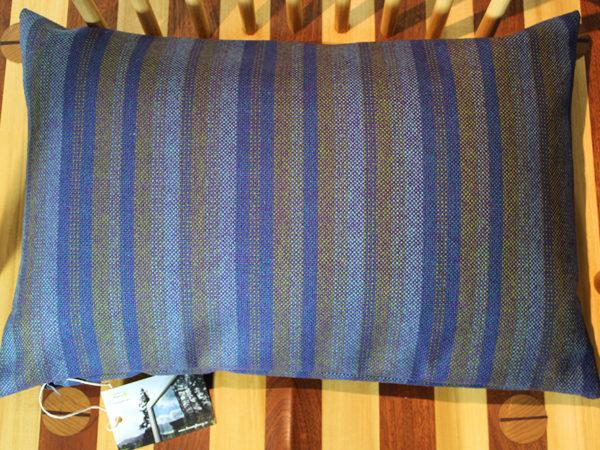 Luxury Limited edition -handmade Irish tweed cushion