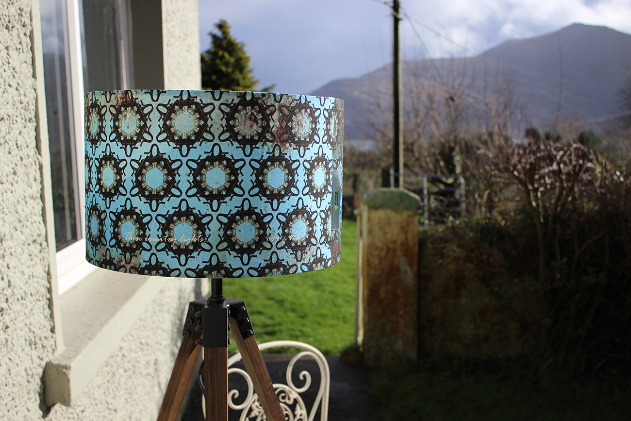 House of kerry these country lights gooseneck geometric lampshade these country lights gooseneck geometric lampshade mozeypictures Choice Image