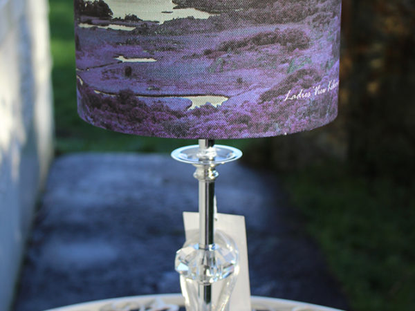 Ladies' view lampshade
