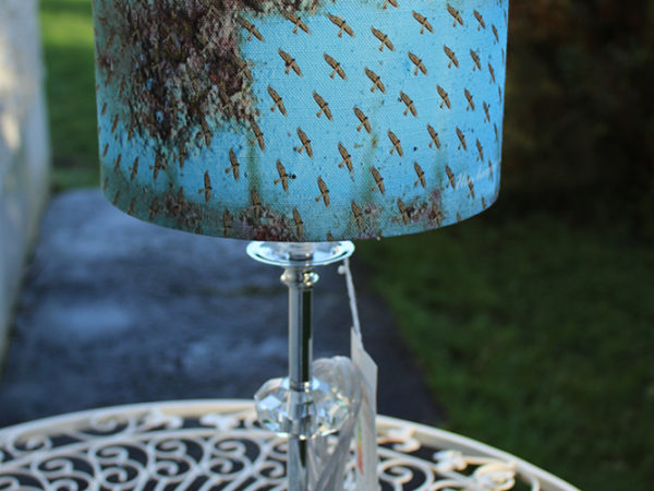 Hen harrier- a force of nature lampshade