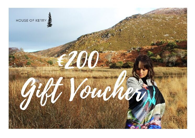 House of Kerry €200 gift vouchers